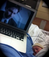 Introducing the young man to Mr Mulder